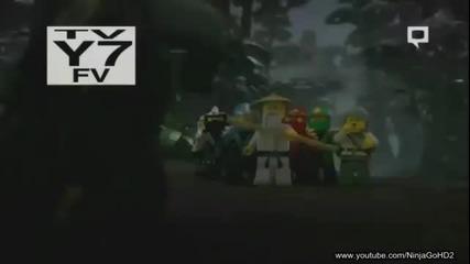 Lego Ninjago Season 2 Episode 26 - Rise Of The Spinjitzu Master