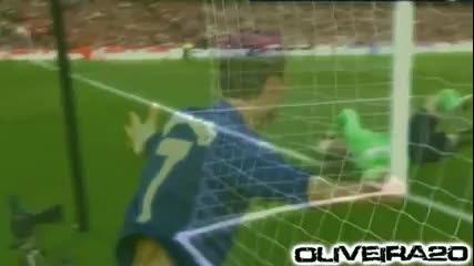 Страхотно видео за Кристиано Роналдо !