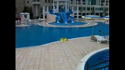 Sunset Resort . Bulgaria. Pomorie
