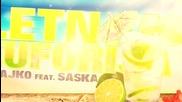 Trajko ft. Saska - Letnja euforija (2013)