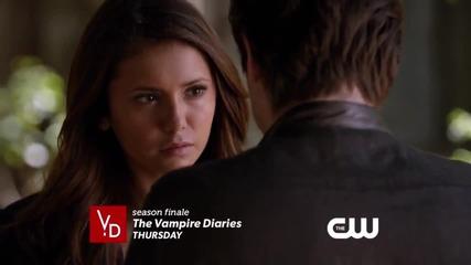 Финал The Vampire Diaries Season 5 Episode 22 / Дневниците на Вампира Сезон 5 Епизод 22