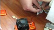 Кировци правят опити с батерии и вентилатор от видеокарта