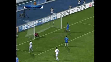 Неймар 2011-2012 Реал Мадрид Pes 11