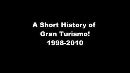 History of Gran Turismo 1998-2010 Hd