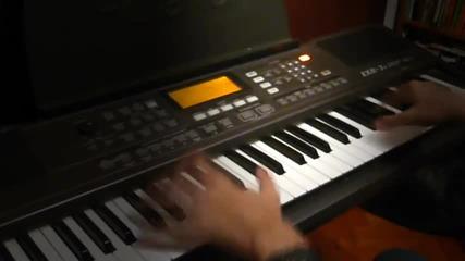Skyrim Main theme - Piano
