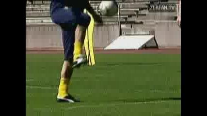 Футболни Трикове
