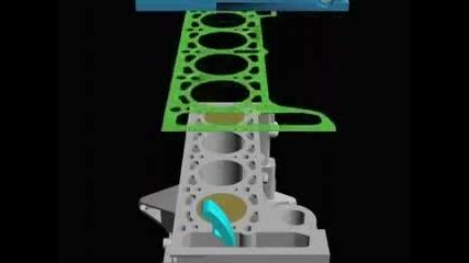 Как работи двигателя на Lada.