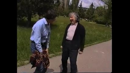 Смях - Подарили си книги... с Петър Добрев и Пепо Габровски