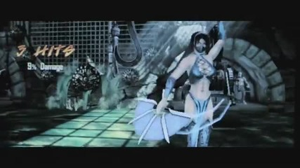 Mortal Kombat 9 'mileena Kitana Live Action Trailer
