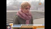 Майки протестират символично в Бургас, Новини T V 7, 18 януари 2011