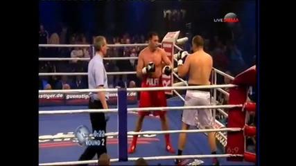Кубрат Пулев срещу Ивица Перкович