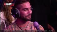 Kendji Girac - Andalouse Live + Превод