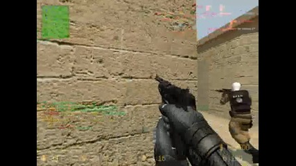 Counter Strike: Source Addicted Edition на Intel Gma4500mhd