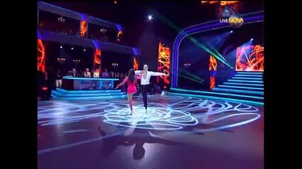 Dancing stars - Александър и Ива (13.03.2014)