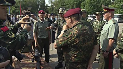 Russia: Chinese, Russian joint anti-terror drills kick off in the Moscow Region