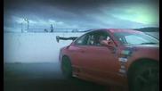 Drift s Nissan Silvia s15