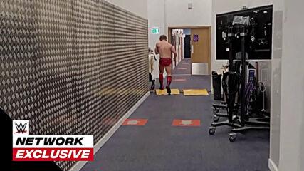 Ilja Dragunov tracks WALTER after brutal attack: WWE Network Exclusive, June 24, 2021