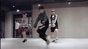 Junsun Yu Choreography Profile - Beenzino (feat. The Quiett & Dok2)
