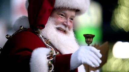 ! Премиера! Джъстин Бийбър и Марая Кери - Всичко което искам за Коледа, си ти.