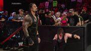 Roman Reigns vs. Kane – Last Man Standing Match: Raw, Aug. 4, 2014 (Full Match)