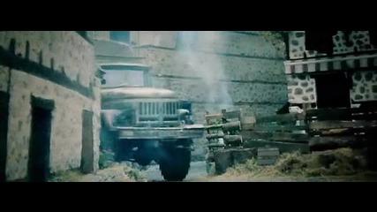 Непобедимите 2 - Българи стрелят по Барни Рос и хората му