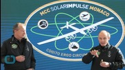 Solar-powered Plane Leaves Japan Bound for Hawaii
