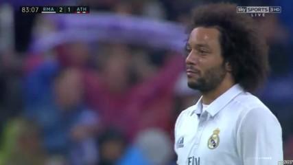 Реал Мадрид - Атлетик Билбао 2:1 /примера дивисион/