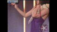 Анн - Джи и - Остани - - Вечерното шоу на Азис 18.06.2009