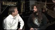 Leo Jimenez Entrevista sobre su Nuevo Album La Factoria Del Contraste 2016