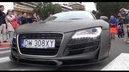 Prior Design Audi R8 Pd Gt850 в Монако