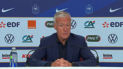 France: National team is 'above everything' - coach Deschamps following Benzema's return