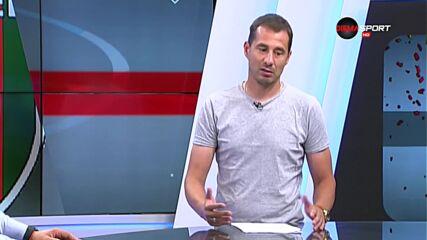 Спасяване на Красимир Костов от Ботев Враца срещу Левски