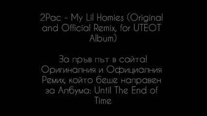 2pac - My Lil Homies