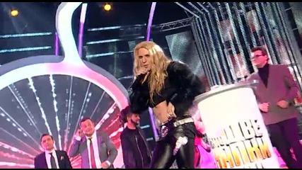 """Песен на победителя - Калин Врачански като Britney Spears - """"I Love Rock 'N' Roll"""""""