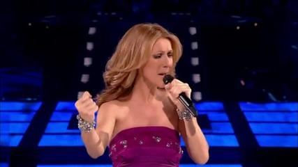 /превод/ Celine Dion - The Power Of Love [ Live Taking Chances Tour 2008] Hq| Селин Дион - турне