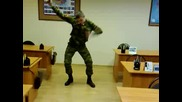 Руски курсант,он просто молодец!