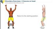 Упражнение с дъмбел за рамо!!