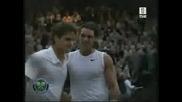 Олимпийски Тенис Турнир : Федерер 8.08.200
