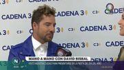 David Bisbal Entrevista Argentina / Teleocho Noticias