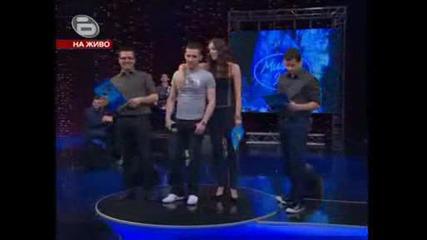 Александър Тарабунов - I want to break free - Music Idol 3