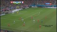 Швейцария - Франция 2:5 |20.06.2014| Световно първенство по футбол Бразилия 2014