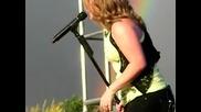 Kelly Clarkson Why You Wanna Bring Me Down Live Brent Brown Ballpark, Orem Summerfest, Utah