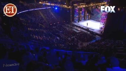 Журито се шокира - Britney Spears на X Factor Usa