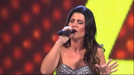 Nina Djumic i Katarina Gardijan - Splet pesama - (Live) - ZG 4 Krug 2013 14 - 03.05.2014. EM 30.