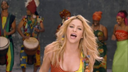 Shakira feat. Freshlyground - Waka waka