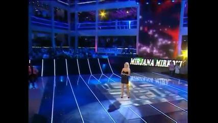 Mirjana Mirković - Zašto me ne pogledaš (Zvezde Granda 2010_2011 - 02.07.2011)