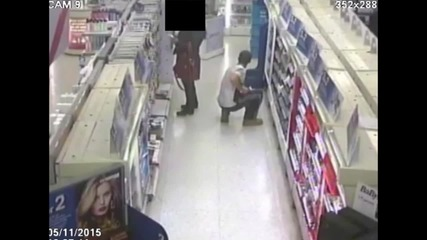 UK: Police hunt man who 'takes pictures' up women's skirts