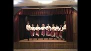 Школа за народни танци Дивля - танц Ръченица