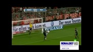Кристиано Роналдо vs. Bayern Munich 13*08*2010