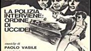 Paolo Vasile - Tema B 1975(la polizia Interviene: Ordine Di Uccidere Ost)